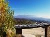 Vista hacia la Sierra de Gádor