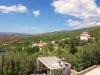 Vista del pueblo y la Sierra de La Contraviesa