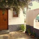 Casa Rural Nº5. Porche de entrada