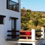 Casa Rural Nº5. Terraza