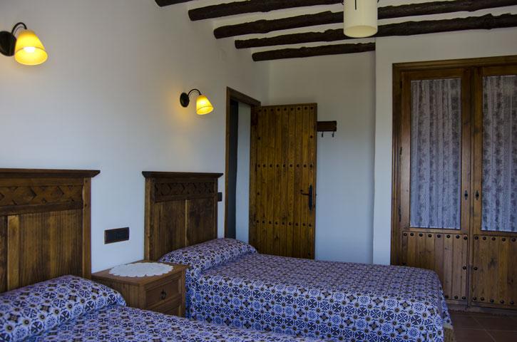 Casa rural en la alpujarra 4 personas balc n de v lor casas rurales - Casa rural para 4 personas ...