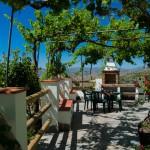 Área privada de barbacoa en Casa Rural Nº1