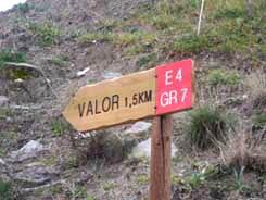 Señal GR-7 Válor