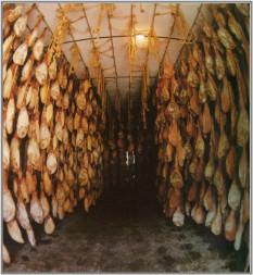 Secadero de jamones