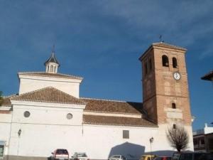 Iglesia parroquial de San José - Válor