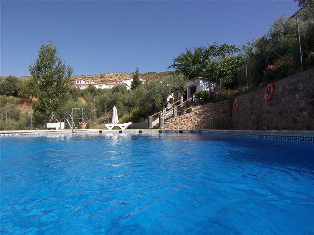 nuestra piscina ya est abierta balc n de v lor casas