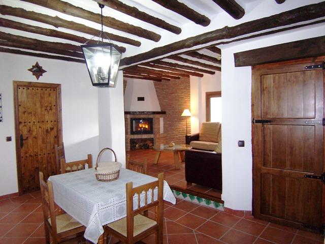 Casa Rural Nº7. Salón