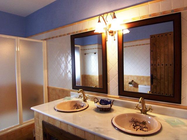 Casa Rural Nº7. Baño planta alta