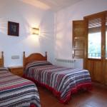 Casa Rural Nº4. Dormitorio