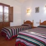 Casa Rural Nº5. Dormitorio