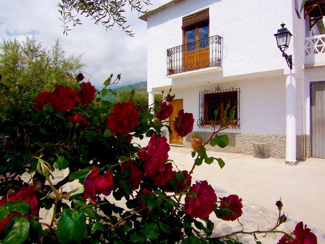 Fachada casa rural Nº2