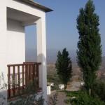 Casa Rural Nº5. Terraza dormitorio