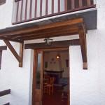 Casa Rural Nº5. Terraza y Salón