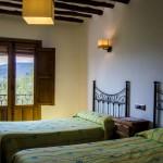 """Dormitorio en planta alta. Casa Rural Nº9 """"especial"""""""