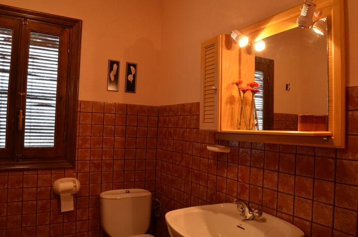 Baño. Casa Nº6
