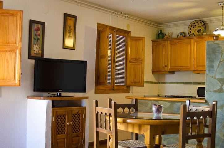 Salón casa rural Nº2