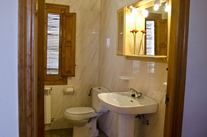 Baño completo casa rural Nº2