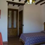Dormitorio casa rural Nº7