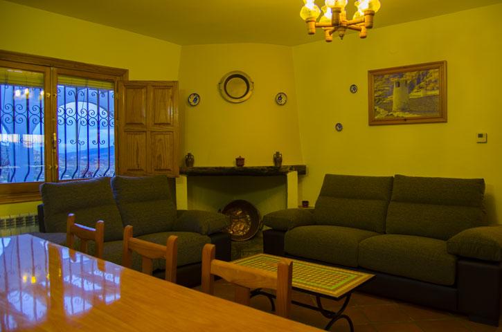 Salón Casa Rural Nº1
