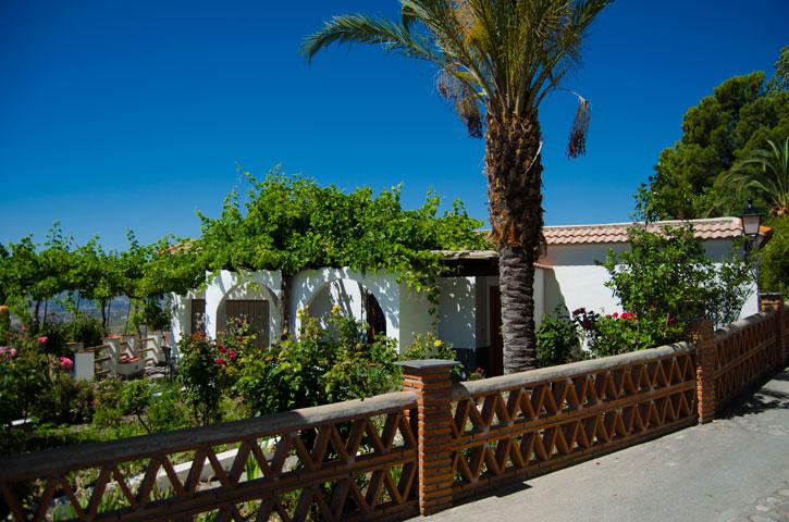 Vista exterior. Casa Rural Nº1