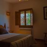 Dormitorio de matrimonio Casa Rural Nº1
