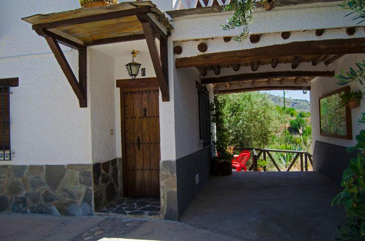 Entrada Casa Nº6