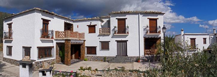 Exterior Casas Rurales Nº7, Nº8 y Nº9