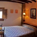 "Dormitorio de matrimonio Casa Rural Nº9 ""especial"""