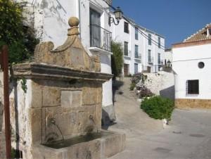 Fuente de la Plaza de la Iglesia