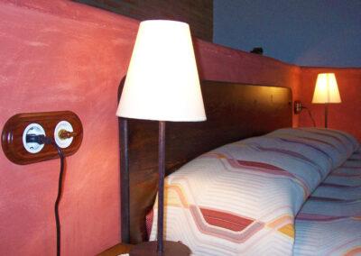 Casa Nº8. Dormitorio