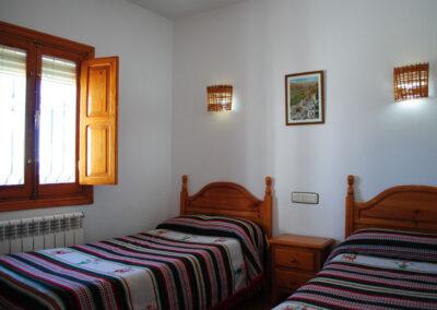 Dormitorio Casa rural Nº3