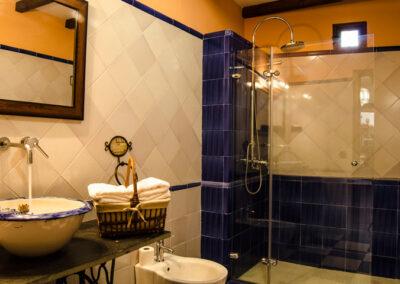 Casa Nº9. Baño de planta baja