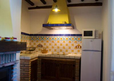 Casa Nº8. Cocina