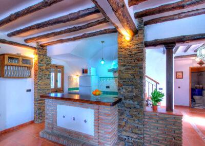 Casa rural Nº9. Cocina
